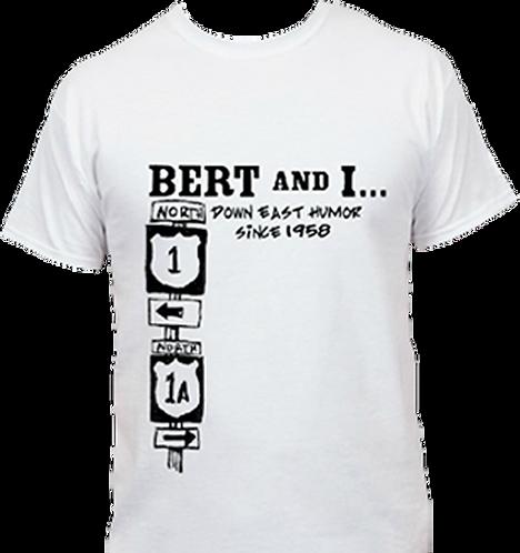 Signpost T-Shirt (WHITE)