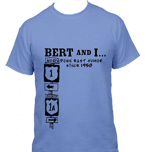 Signpost T-Shirt (BLUE)