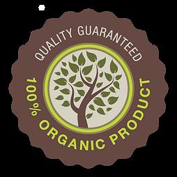 Badge des aliments biologiques 8