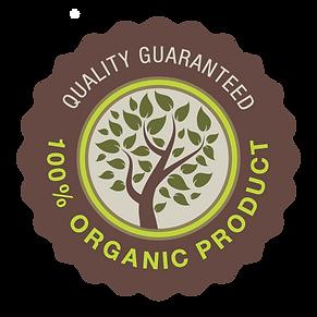 Organic Food distintivo 8