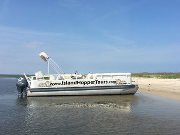 Schedule your custom boat tour anywhere in the Cape Fear area!