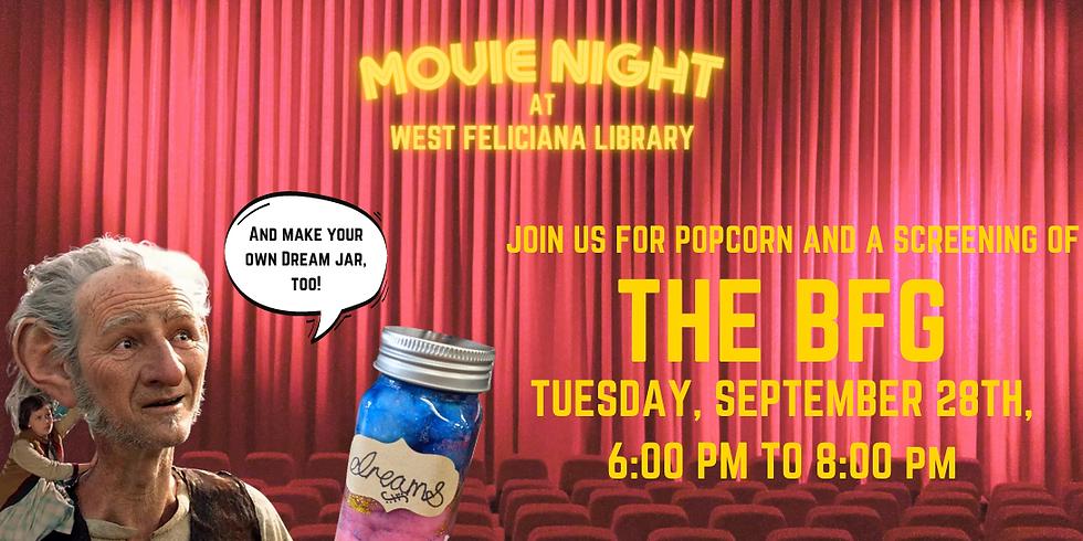 Movie Night: The BFG
