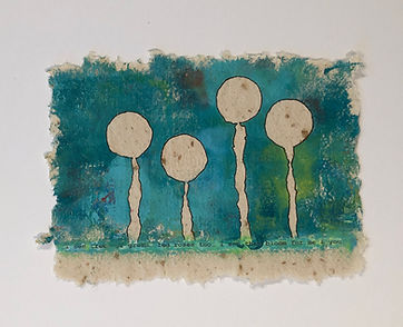 Handmade Paper & Prints