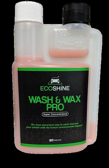 Wash & Wax Pro