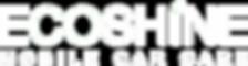 Ecoshine PNG WHITE transparent backgroun