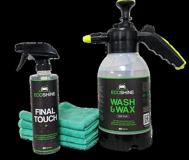 Rinse-Free Starter Kit