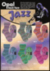 Opal Sock Yarn Wool Jazz Collection Buy Purchase Delivery NZ