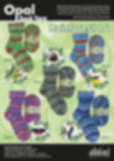 Opal Sock Yarn Wool Rainforest 14 Collection