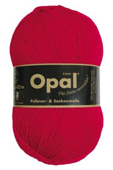 Opal Uni (Plain) - Red