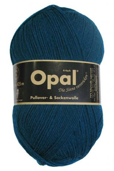 Opal Uni (Plain) - Petrol Blue