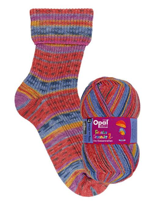 Opal Cheeky Friends 2 - 9951