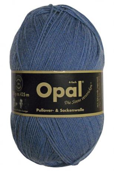 Opal Uni (Plain) - Denim Blue