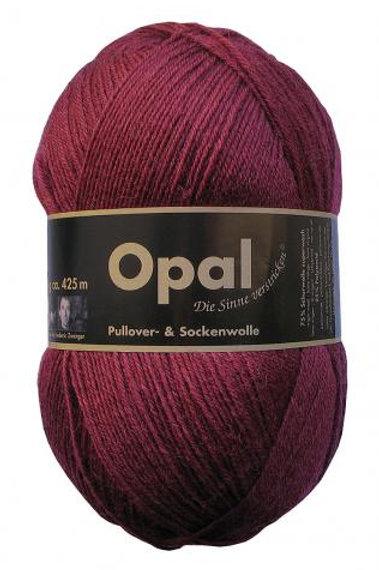 Opal Uni (Plain) - Burgundy
