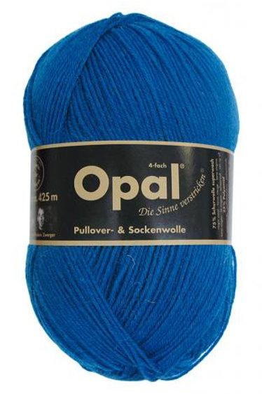 Opal Uni (Plain) - Royal Blue