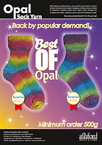 Opal Sock Wool Yarn Surprise Collection