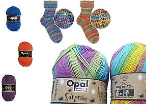 All Sock Wool, Bamboo Sock Needles, Knitting Patterns