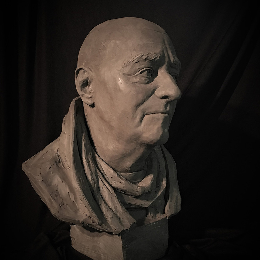 Sculpting the Portrait in Clay