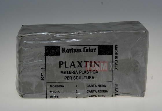 A Little About Materials: Plastiline