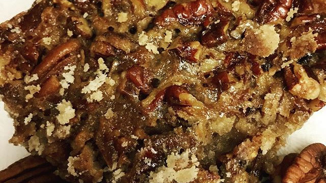 Pecan Pie Bars- 8 x 8 pan