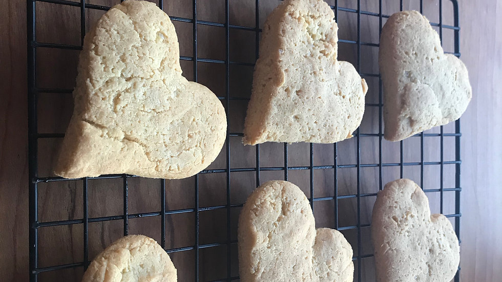 Keto Almond Flour Biscuits- 6