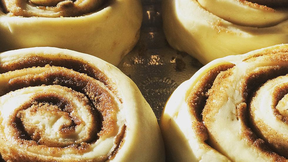 Cinnamon Buns-6 Per Order