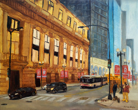 Chicago, Monroe and La Salle