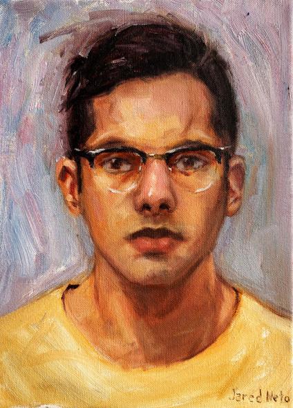 Self Portrait - August 11th 2019