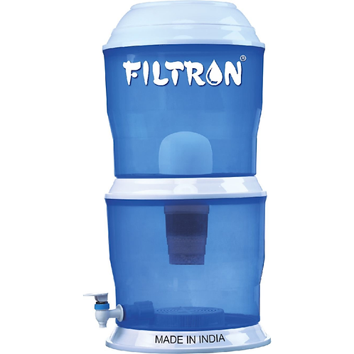 FILTRON MINERAL WATER FILTER AND INFUSER