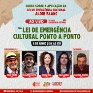 Lei de Emergência Cultural