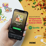 Playlist Tempora de Carnaval