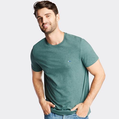 Green Half Sleeve T-Shirt