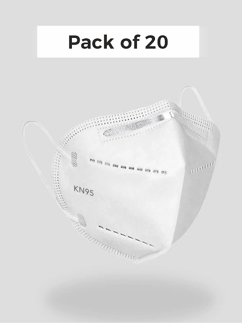 KN95 Mask Pack of 20