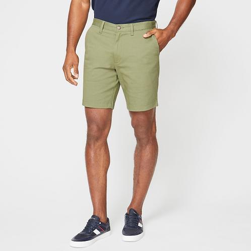 Avocado Green Shorts