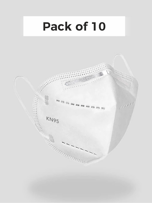 KN95 Mask Pack of 10