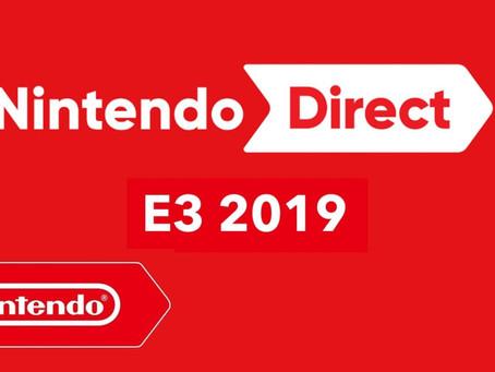 E3 – Nintendo – This was amazing