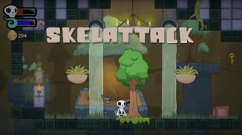 Skelattack - 1