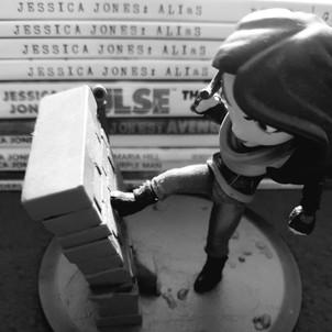 reading order: Jessica Jones