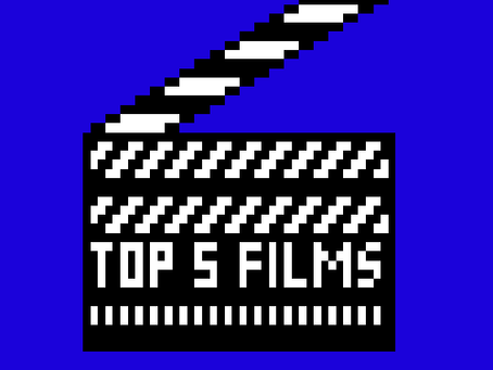 Top five films you could of missed in 2018