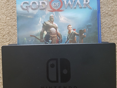 A Nintendo switch game going to be game of the year?