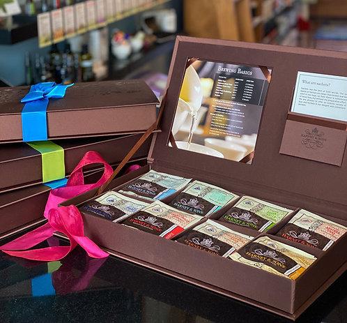 Harney & Sons Silken Sachets Tea Box