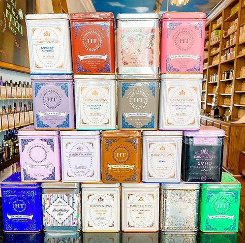 Harney & Sons Tea Tin