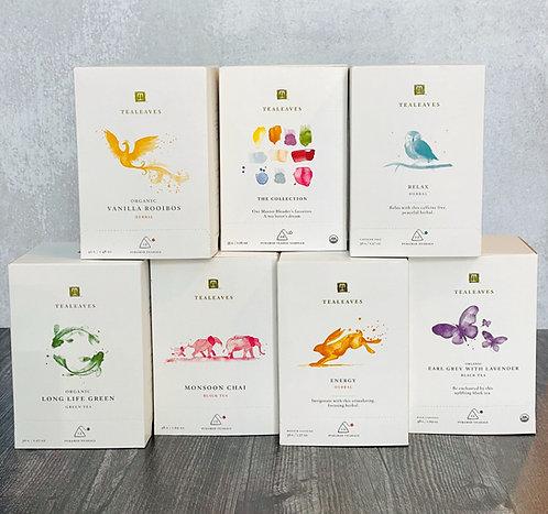 TeaLeaves Luxury Boxed Teabags