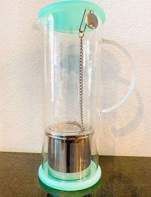Glass Iced Tea Jug 48 ounces