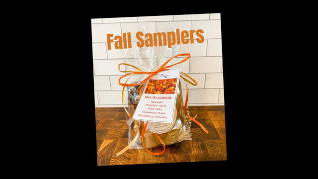 2021 Fall Samplers are HERE!