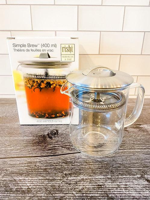 Simple Brew Loose Leaf Teapot
