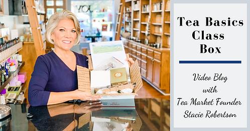 Tea Basics Class Box