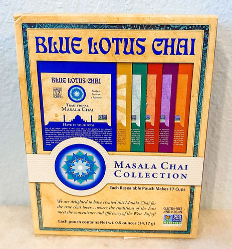 Blue Lotus Chai Masala Collection