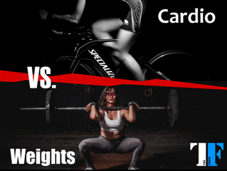 Cardio vs. Weights:  Which is better for reaching your goals?