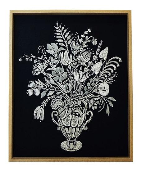 記憶の標本/flower