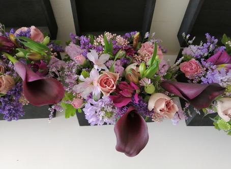 botanic.anthologyお花のお届け便始まっております。